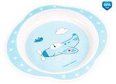 Тарелка пластиковая Самолет, Canpol babies, самолет от Canpol babies