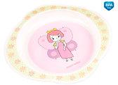 Тарелка пластиковая Принцесса, Canpol babies, принцесса от Canpol babies