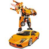Робот-трансформер - LAMBORGHINI MURCIELAGO (1:18) от Roadbot