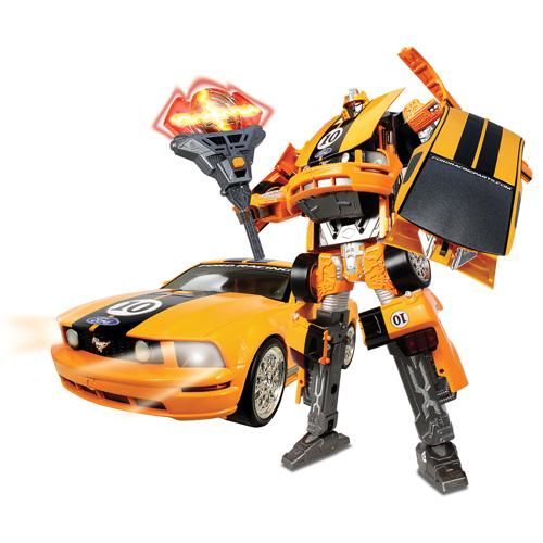 Робот-трансформер - MUSTANG FR500C (1:18)