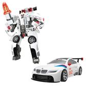Робот-трансформер - BMW - MW GT2 (1:32)