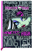 Блокнот А5, 80 л., Monster High, Kite от Kite