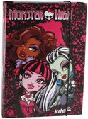 Папка картонная для тетрадей на резинке, В5, Monster High, Kite от Kite