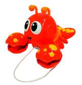 Игрушка-каталка на веревочке - Веселый лобстер от Little Tikes