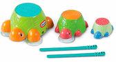 Игровой набор - Черепашки-барабанчики (для игры в ванной), LITTLE TIKES от Little Tikes