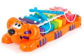 Развивающая музыкальная игрушка - Тигрёнок-ксилофон от Little Tikes