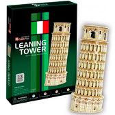Трехмерная головоломка-конструктор Пизанская башня, CubicFun