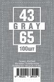 Протекторы для карт 43 х 65 мм от Украина