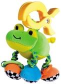 Мягкая вибрирующая игрушка-подвеска Лягушка, Canpol babies, лягушка от Canpol babies
