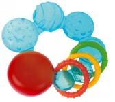 Прорезыватель для зубов синие Пузырьки, Canpol babies, синие пузырьки