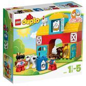 Лего Моя первая ферма, Серия Lego Duplo от Lego