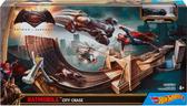Трек Битва героев из фильма Бэтмен против Супермена, Hot Wheels, Mattel