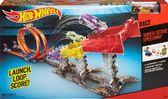 Трек Рекордный прыжок, Hot Wheels, Mattel