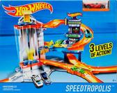 Трек Большой город, Hot Wheels, Mattel