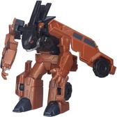 Трансформер Quillfire - один шаг, серия Robots In Disguise, Hasbro, Quillfire