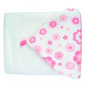Полотенце после купания с капюшоном, розовое, 125х60 см, Canpol babies, розовый от Canpol babies