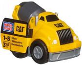 Бетономешалка Машина-конструктор CAT серии Конструируй и комбинируй, Mega Bloks, бетономешалка от Mega Bloks (Мега Блокс)