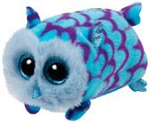 Сова голубая Mimi, 12 см., серия Teeny Tys, Ty от Ty (Ту)