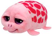 Черепаха розовая Shuffler, 12 см., серия Teeny Tys, Ty