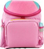 Рюкзак Super class school розовый, Upixel