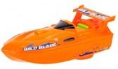 Скоростной катер, оранжевый, 15 см, Dickie Toys, оранж. от DICKIE TOYS