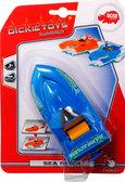 Скоростной катер, синий, 15 см, Dickie Toys, синий от DICKIE TOYS