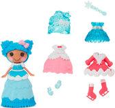 Minilalaloopsy Снежинка с аксессуарами, серия Модное превращение, Lalaloopsy от Lalaloopsy (Лалалупси)