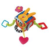 Развивающая игрушка-кубик -  ЗАБАВНЫЕ ЗВЕРУШКИ от Taf Toys (Таф тойс)