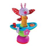 Игрушка на присоске - ЦВЕТОЧНАЯ КАРУСЕЛЬ (в ассорт. бабочка и гусеничка) от Taf Toys (Таф тойс)