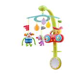 Музыкальный мобиль - МАГНИТОФОН КУКИ (свет, 8 мелодий, MP3-плеер) от Taf Toys (Таф тойс)