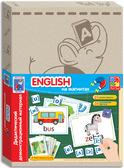 Дидактический материал с магнитами English, Vladi Toys от Vladi Toys (ВладиТойс)