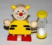 Подставка для зубной щетки с песочными часами Котик, Bino, котик от BINO(Бино)