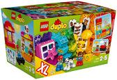 Корзина для творчества (10820) серия Lego DUPLO от Lego