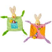 Развивающая игрушка-одеяльце – ЗАЙЧИК от Taf Toys (Таф тойс)