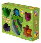 Игрушки для ванной «Морские чудеса» от MOMMY LOVE