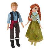 Набор кукол Холодное Сердце Анна и Кристоф от Hasbro