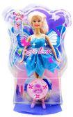Кукла-бабочка от DEFA