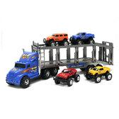 Машинка игрушечная 1:43 CAR CARRIER