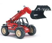 игрушка - дорожный погрузчик с телескопической стрелой MLT 633, М1:16