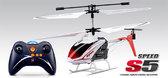 Вертолёт S5 с 3-х канальным и/к управлением, светом и гироскопом ( 23 cм.) от SYMA
