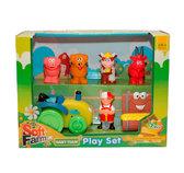 Игровой набор Ферма (7 шт) от BABY TEAM