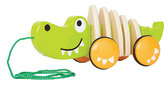 Длинный Крокодил от HAPE