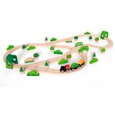 Набор железной дороги Лесное приключение от HAPE