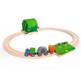 Набор железной дороги Путешествие по джунглям