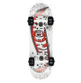Скейт HOTWHEELS Mini Board - Nuts & Bolts , дека 17х 5, підшипник ABEC 5