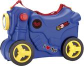 Чемодан Мотоцикл 3в1 (синий)