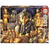 Пазл Сокровища Египта, 1000 элементов