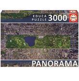 Пазл Центральный парк, Нью-Йорк 3000 элементов