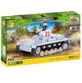 Конструктор COBI 'Танк Panzerkampfwagen I ', 350 деталей