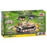 Конструктор COBI 'Танк Тигр II VI ', 600 деталей